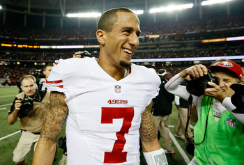 Colin Kaepernick will provide the 49ers with the ultimate edge.