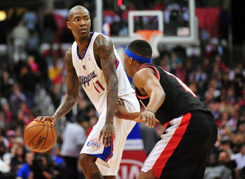 Jamal Crawford has returned to top sixth man form.