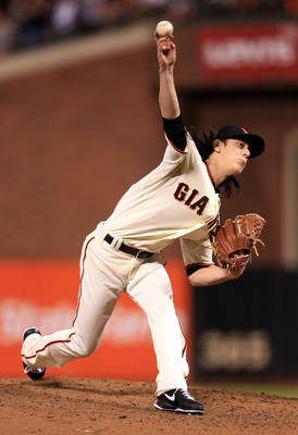 Tim Lincecum is on the final year of his contract and could become a free agent following the season.