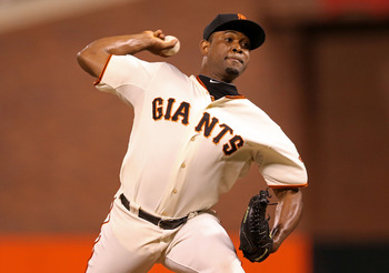Santiago Casilla was the Giants' closer for the first half of the season.