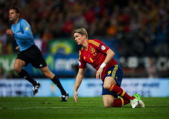 Torres has struggled to recapture the form for Chelsea that saw him so highly rated