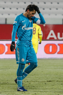 Danny has failed to deliver any sort of European success for Zenit