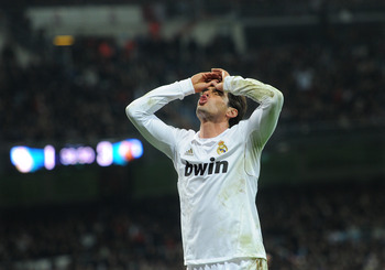 Kaka's stock has plummeted since joining Real
