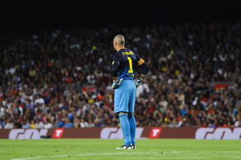 Victor Valdes' high-profile blunder in the Supercopa against Real was not his first