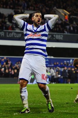 Taarabt's football doesn't do the talking