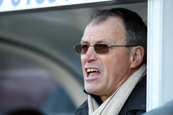 Former Crewe manager Dario Gradi is renowned for unearthing young football talent.