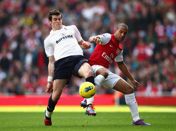 Gareth Bale and Theo Walcott both graduated from the Southampton Academy.