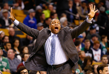 Doc Rivers is one of the NBA's better coaches and he will preach defense down the back half of the season