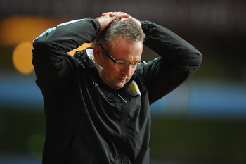 Can Paul Lambert get Aston Villa out of trouble?