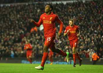 Daniel Sturridge could be key for Liverpool on Sunday