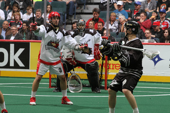 (Photo: Brad Watson, calgaryroughnecks.com)