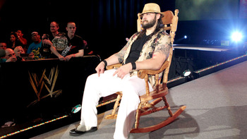 Bray Wyatt has been one of the most interesting characters in the entire WWE. Photo Courtesy of WWE.com