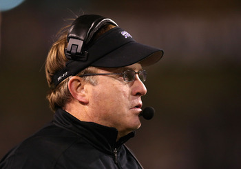 Head coach Gary Patterson