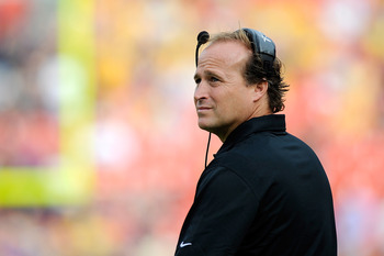 Head coach Dana Holgorsen