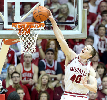 Cody Zeller is one of the most dominant post players in college basketball.