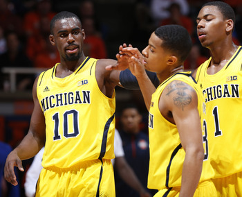 Michigan will have to take care of the basketball to come away with a win at Assembly Hall.