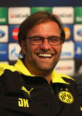 Could Klopp bring a smile to the face of Chelsea fans?