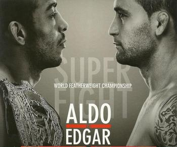 Poster courtesy UFC