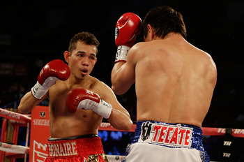Donaire is the top dog at junior featherweight but faces many tough challengers.