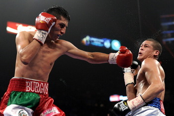 Burgos should be a world champion.