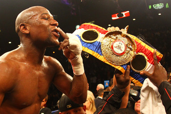 Mayweather will likely return to welterweight for a fight in May.