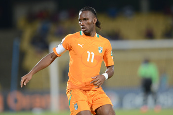 Ivory Coast captain Didier Drogba will turn 35 in March and may not have another opportunity to win an international title.