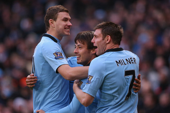 Without heroics from Dzeko (and others), City could be trailing many more sides other than United.