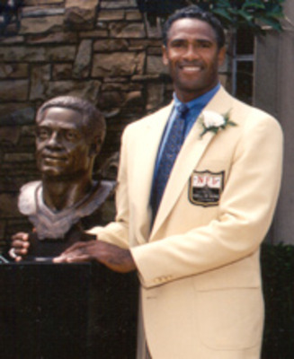 photo courtesy of pro football hall of fame