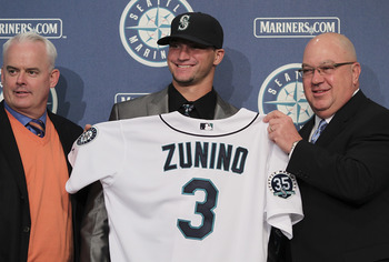 Keep an eye on Zunino; he could be in the majors before you know it.