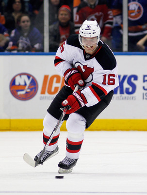 The Devils selcted Josefson 20th overall in 2009.