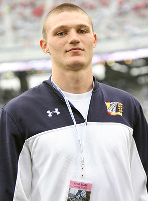 Defensive back Tom Pancoast; Photo Credit by 247 Sports