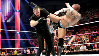 Could Punk be the next one to face Mr. McMahon at WrestleMania? (photo credit: wwe.com)