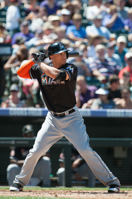 Giancarlo Stanton is a rising superstar, but there's not much else down in Miami.