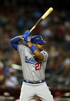 Matt Kemp is ready for another monster season.