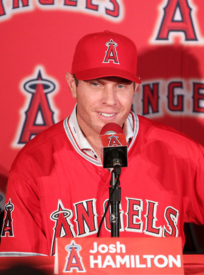 Josh Hamilton will get to play with some of the game's best players in LA.