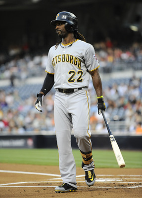 Andrew McCutchen doesn't have much help in Pittsburgh, but he is still putting up great numbers.