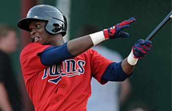 Twins 3B Miguel Sano (Photo Credit: The Golden Sombrero)