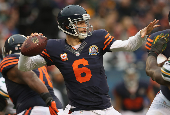 Jay Cutler of Chicago Bears ready to play out contract