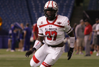 Washington, D.C. LB Yannick Ngakoue / Photo Credit: 247Sports.com