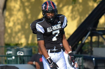 Rossville (Ga.) S Vonn Bell / Photo Credit: 247Sports.com