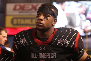 Grayson (Ga.) High School DE Robert Nkemdiche
