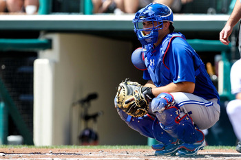 Travis d'Arnaud needs to show that he's major league ready.
