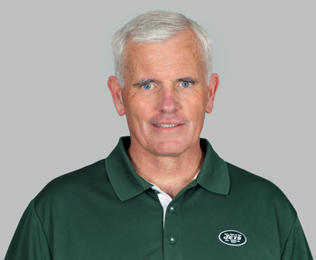 Linebackers coach Bob Sutton has left the Jets after 13 years.