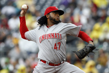 Snubbed from the 2012 NL All-Star team, Cueto is very underrated.