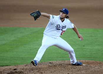 Clayton Kershaw.