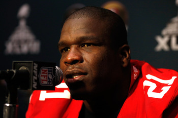 The vastly underrated Frank Gore.