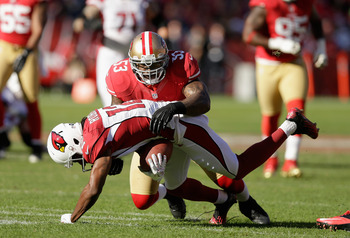 NaVorro Bowman doing what NaVorro Bowman does.