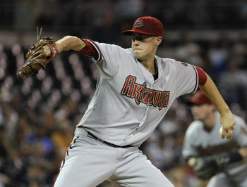 Tyler Skaggs is the next stud youngster to come out of Arizona's farm system.