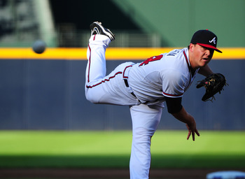 Kris Medlen is poised for a monster season.