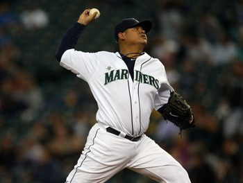 Felix Hernandez is still king in the Emerald City.
